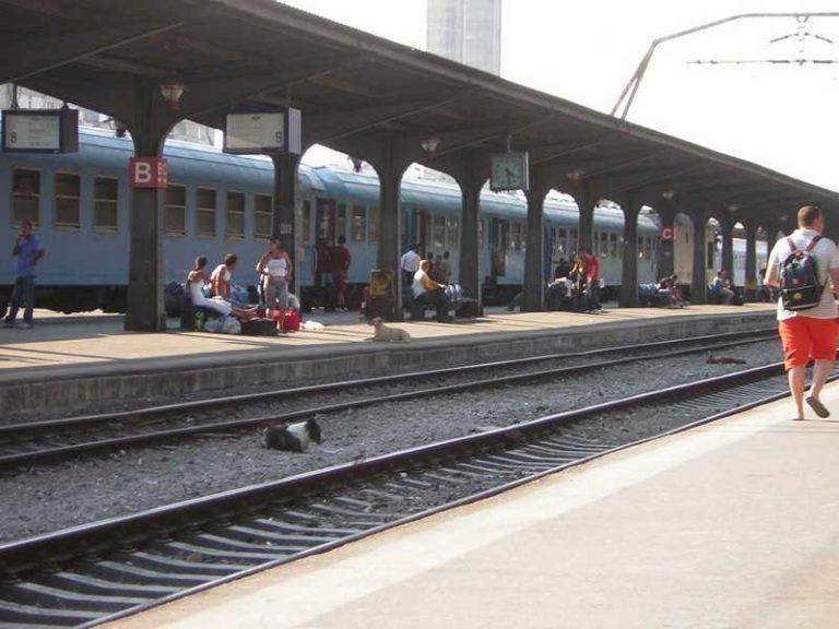 Train station Bucharest