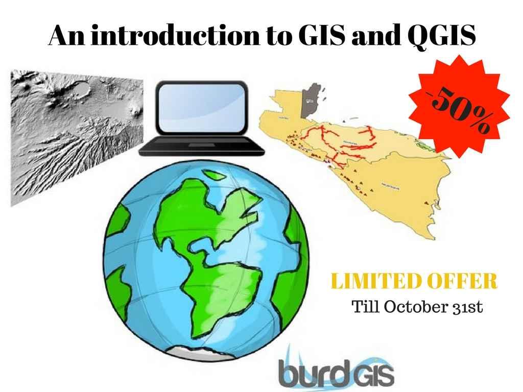 An introdcution to GIS and QGIS