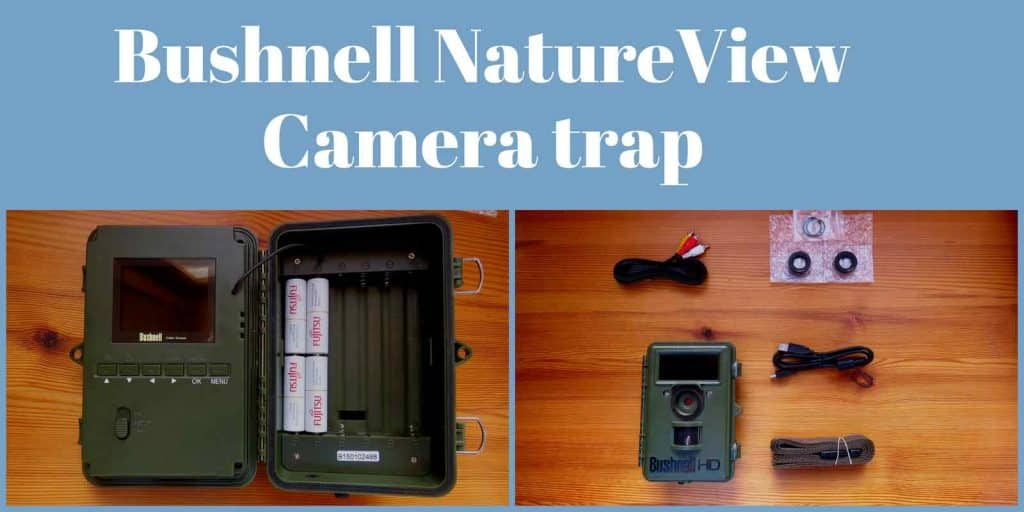 Bushnell NatureView Camera trap