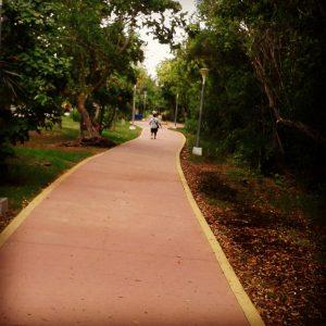 Cancun walk