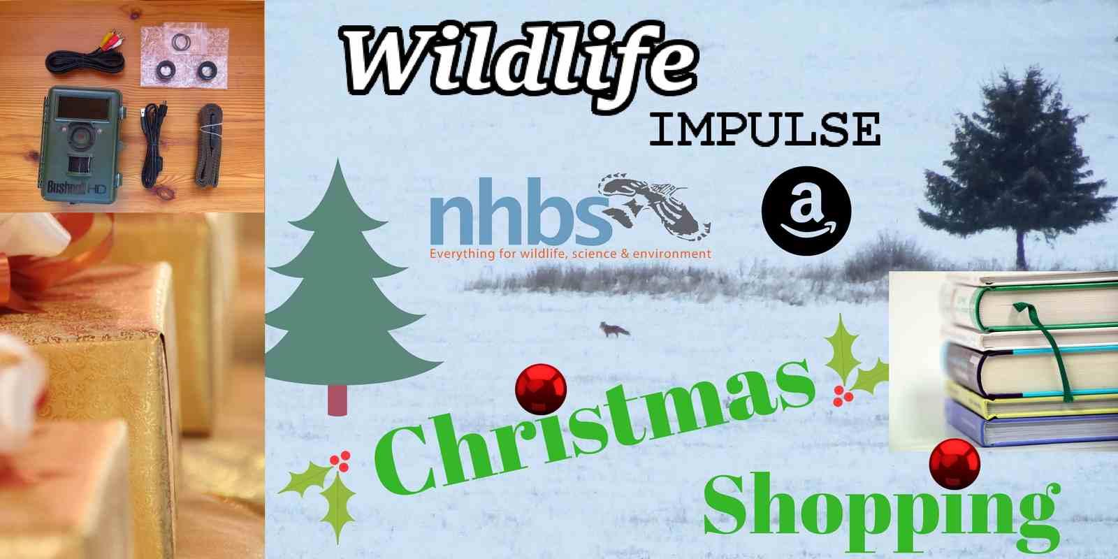 Christmas Wildlife books 2017