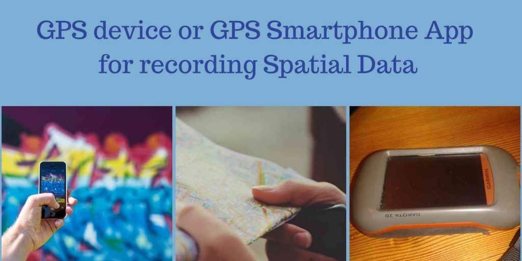 GPS and smartphone