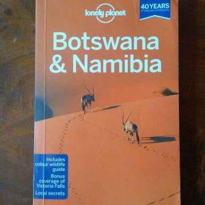 Lonely planet Botswana & Namibia 1