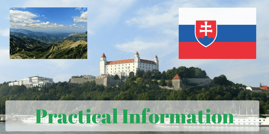 SK-Travel Slovakia-Practical-information