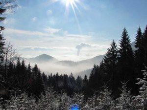 beautiful day in slovakia