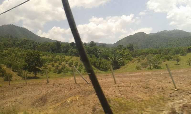 belize landscape