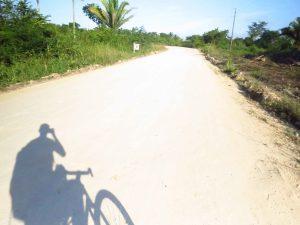 biking in Belmopan
