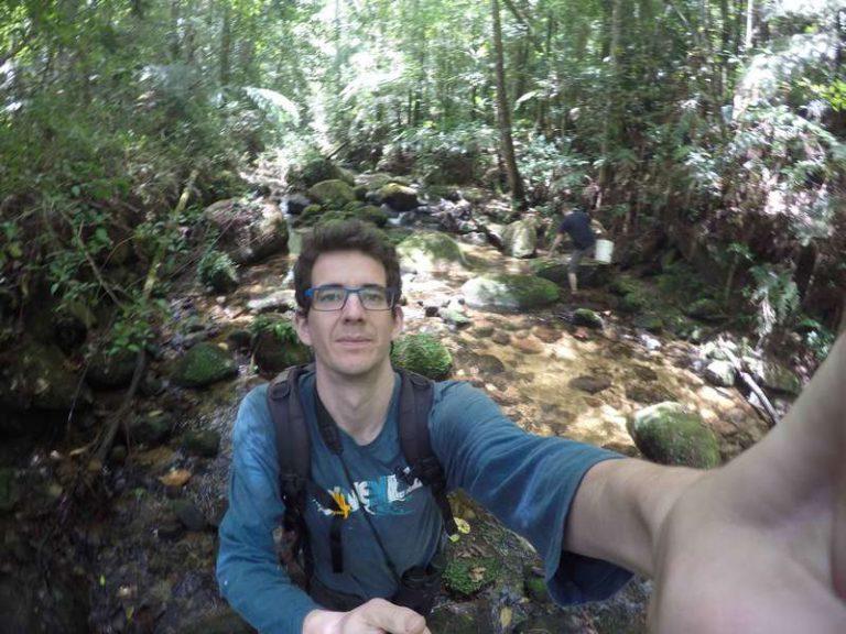 Opwall Honduras - Sam Puls in Cusuco, Honduras