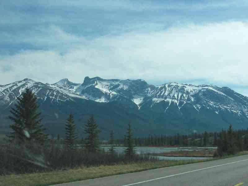 mountains Alberta - Canada