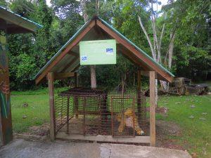 old jaguar cages